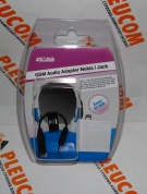 4 WORLD  GSM AUDIO ADAPTER NOKIA/JACK