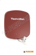 Antena satelitarna TECHNISAT DigiDish 45 CEGLASTA (z konwerterem SINGLE)