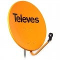 "Antena satelitarna Televes ""80"" HD ORANGE"
