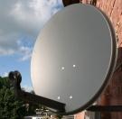 Antena satelitarna, czasza 70 ASC-700 - grafitowa czysta