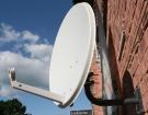 Antena satelitarna, czasza 70 ASC-700 - szara czysta