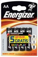 ENERGIZER BATERIA AA - LR6 BASE BLISTER 4 SZT.