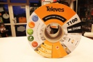 TELEVES T-100  HD Kabel antenowy ref.214102 -  rolka 100m