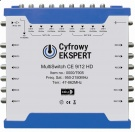 TECHNISAT MULTISWITCH Cyfrowy Ekspert  9/12 HD