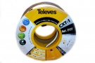 TELEVES - Kabel antenowy CXT-1 2127 - rolka 100m