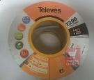 TELEVES KABEL ANTENOWY T-200 PLUS 213001 HD - ROLKA 100M LSFH